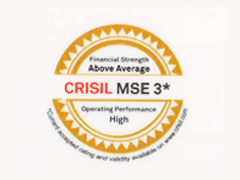 NSIC CRISIL Performance and credit rating